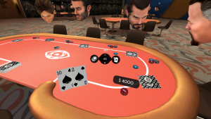 Know When To Hold 'Em & When To Fold 'Em With Casino VR: Poker On Gear VR