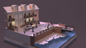 Review: Hitman GO: VR Edition