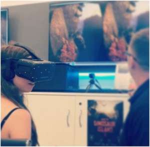 VR Moments: The E3 Where Everybody Did The Dinosaur