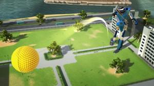 Preview: 100ft Robot Golf