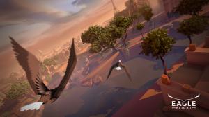 Ubisoft's Eagle Flight Gets New Screenshots