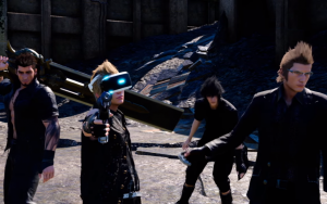 Preview: Final Fantasy XV: VR Experience