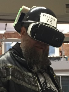 """Chasing """"Wow"""": A Mission In Virtual Reality"""