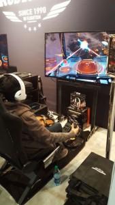 Get A Closer Look At The Thrustmaster Joystick