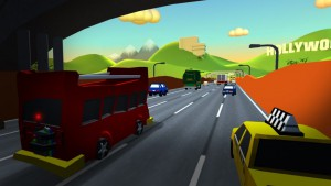 405 Road Rage Drives Onto Gear VR