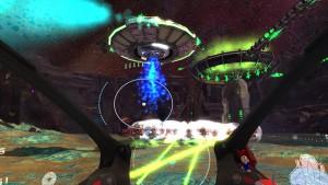 Super Stardust Ultra VR Screenshots for PlayStation VR Released