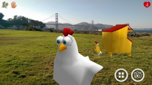 Chicken Charge Jumps on the Pokemon Go Bandwagon