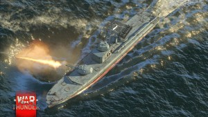 War Thunder Knights of the Sea Screenshots Released