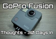 GoPro Fusion 360 Raw Footage | Panoramic & VR world news