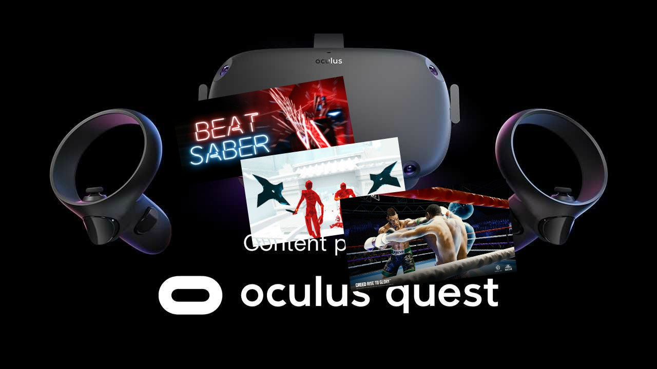 Oculus Quest review, launch titles