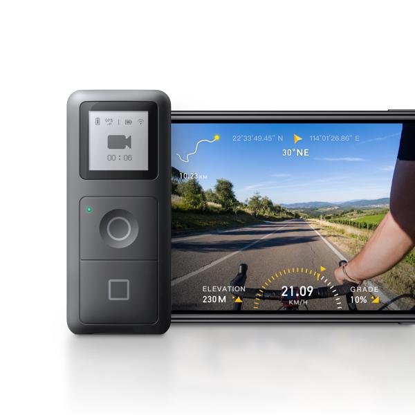 GPS Smart Remote - Dashboard overlay - Transparent