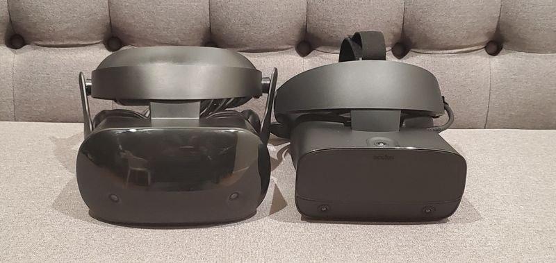 Samsung Odyssey Plus vs  Oculus Rift S ($299 to $399 budget high