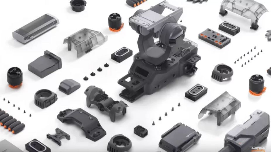 DJI Robomaster S1's killer feature is its wheels