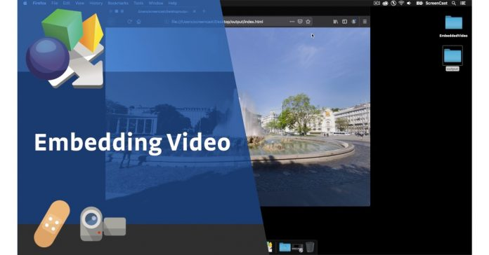Pano2VR 6.0.5 Released and Embedded Video Tutorial