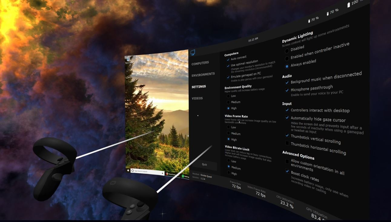 Why Oculus bullied Virtual Desktop into removing SteamVR