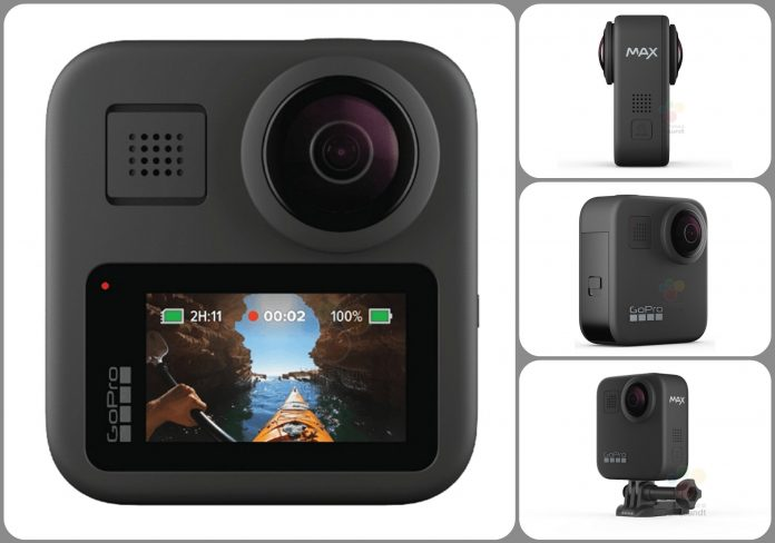 GoPro Max (GoPro Fusion 2) is REAL: 7 FEATURES plus Release Date (updated Sep. 12, 2019)
