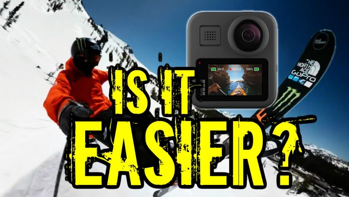 GoPro MAX: Is it REALLY Easier? Plus: a new 360 camera announcement!