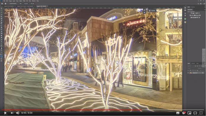How to remove chromatic aberration from 360 photos