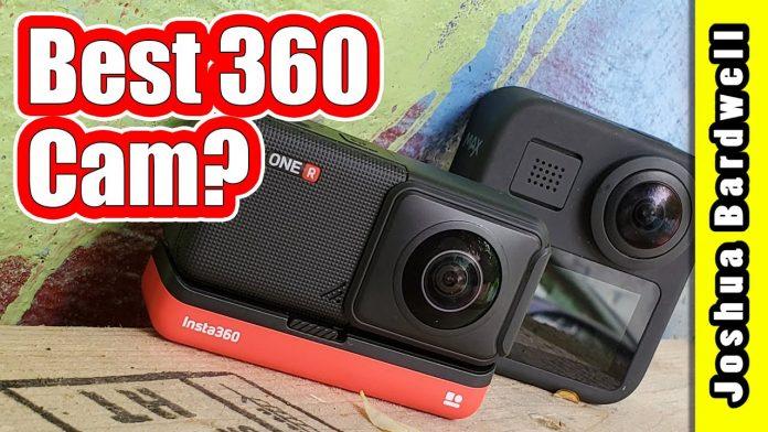 """Frickin powerful"": FPV pilot Joshua Bardwell compares GoPro MAX vs. Insta360 One R"