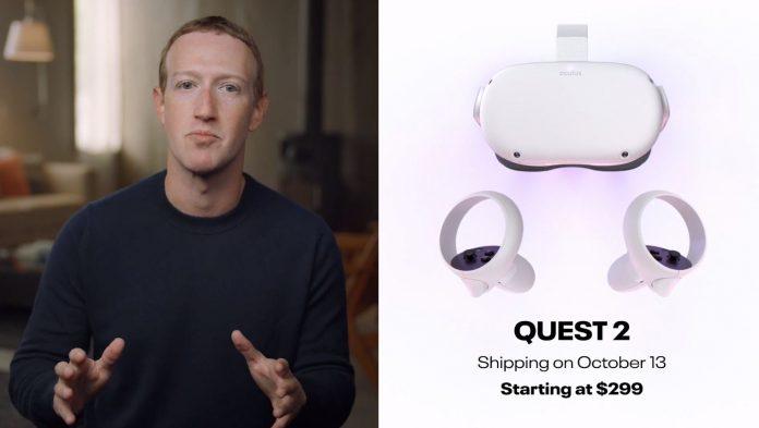 Oculus Quest 2 launch