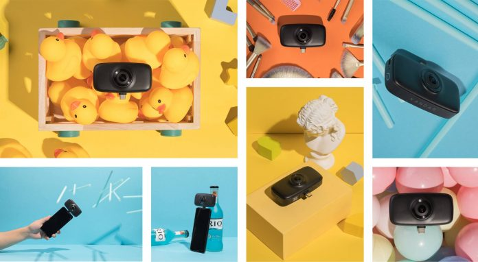 Kandao Qoocam Fun is an affordable 360 camera for your phone