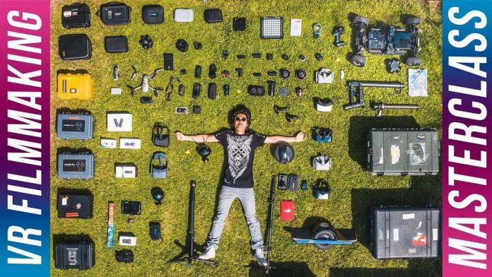 CreatorUp launches 360 VR Filmmaking Masterclass for aspiring professionals