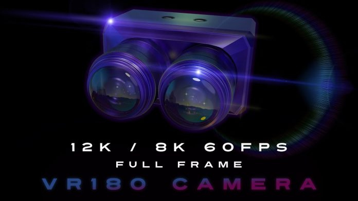 FXG FM360 Duo is a 12K full frame VR180 camera