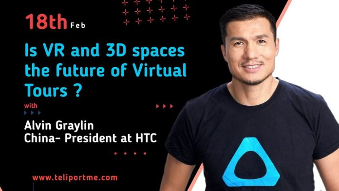AMA with HTC President Alvin Graylin (live interview today 2/18/21 4:45pm PST)