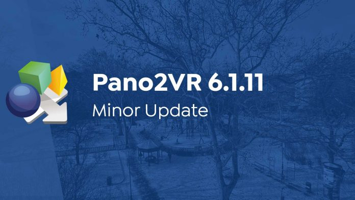 Pano2VR 6.1.11 Released - Garden Gnome