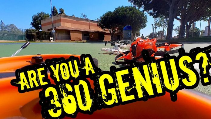 Are you a 360 Genius? Take the Insta360 Go 2 Teaser Challenge!
