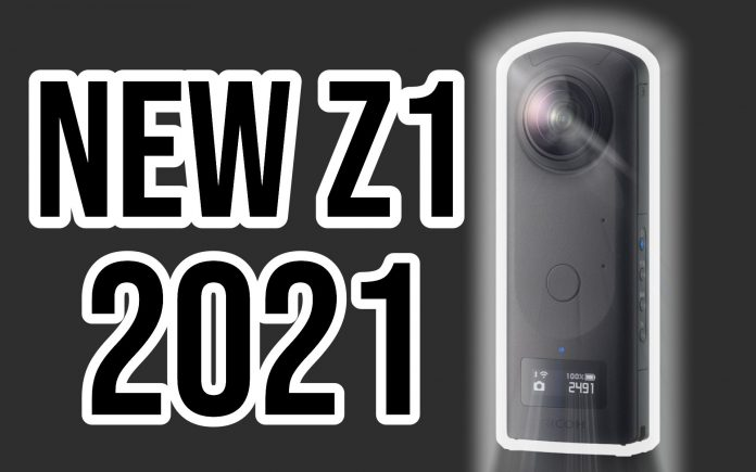 New Ricoh Theta Z1 is here! 10 things you always wanted to know about Theta with Ricoh Theta's General Manager