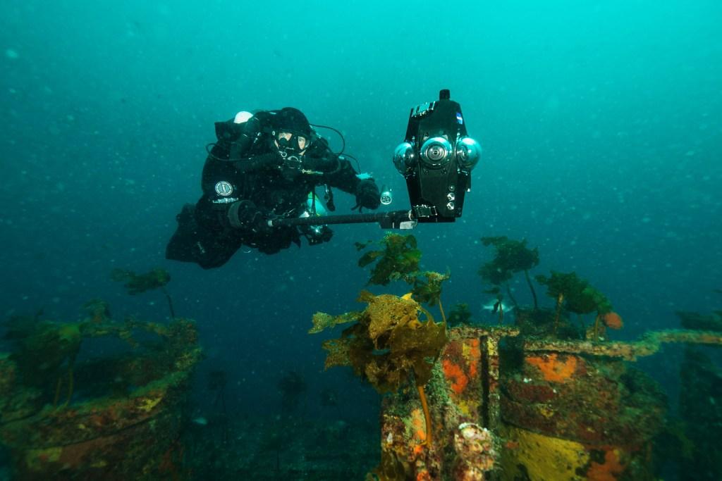 Mantis 360 camera