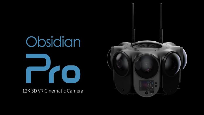 Kandao Obisidan Pro 12K 3D 360 camera launched with some surprises (UPDATE: price, availability and launch discount added)