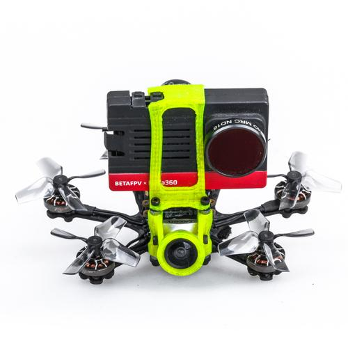 Flywoo Hex Nano HD released with Insta360 SMO support