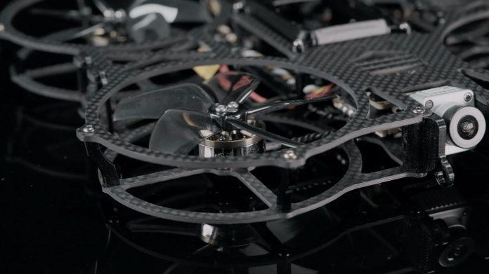 NO JELLO: Invisi360 is an invisible 360 camera FPV drone for Insta360 One R