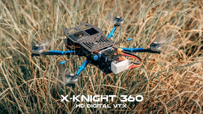 $100 off X-Knight 360 plus other amazing deals on FPV quads (up to 37% off!!!)