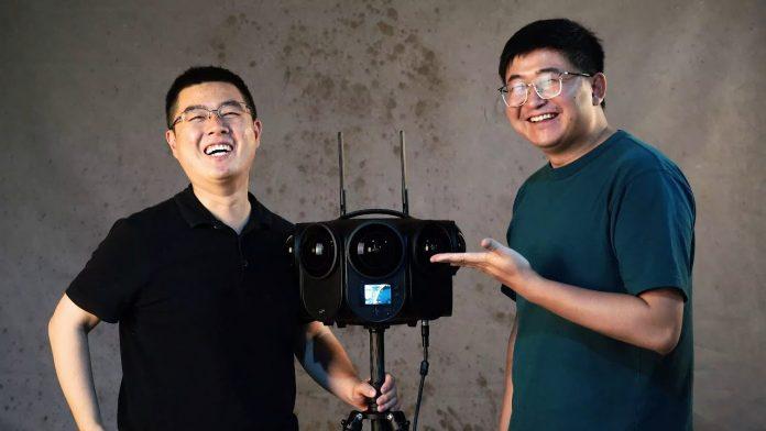 Kandao Obsidian Pro 12K 3D 360 camera hands-on review