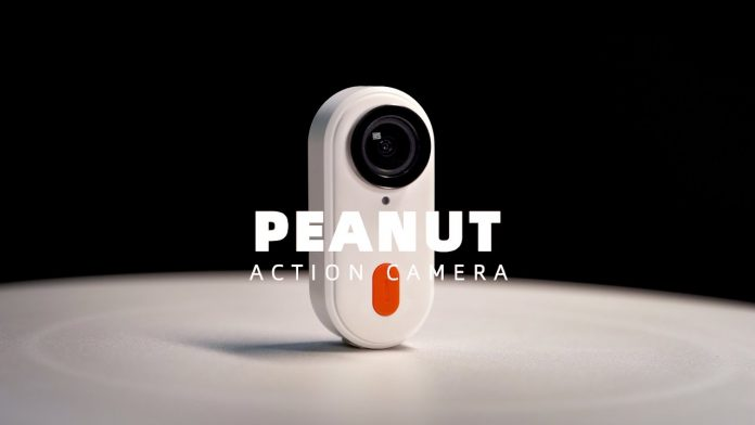 Caddx Peanut is a modified Insta360 Go 2 for FPV at a lower price