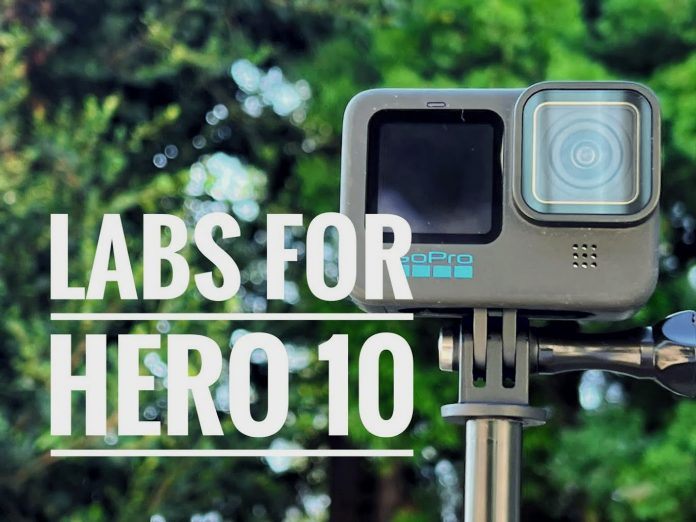 GoPro Labs for GoPro Hero 10, now even better for FPV