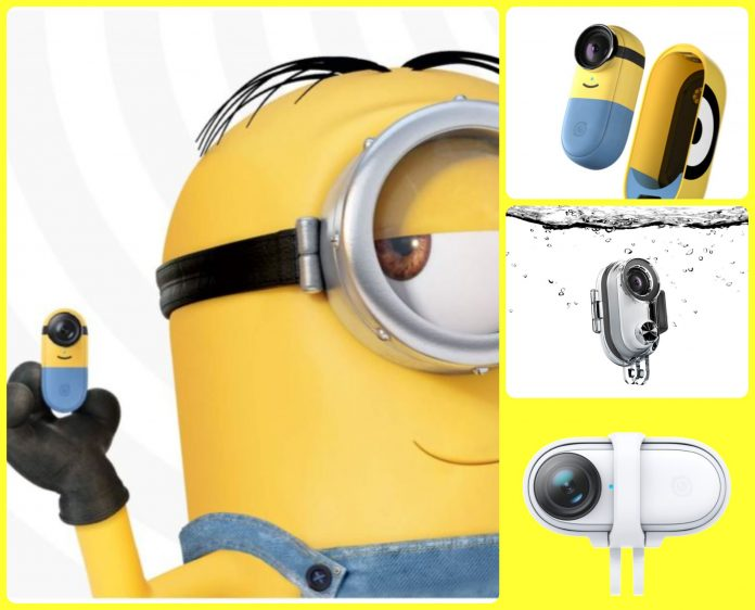 NEW Insta360 Go 2 Minions Edition plus 2 new accessories: who are they for?