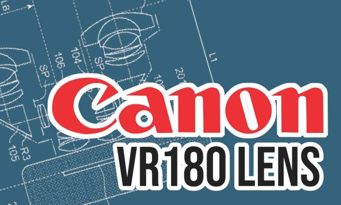 RUMOR: Canon will produce a VR180 lens
